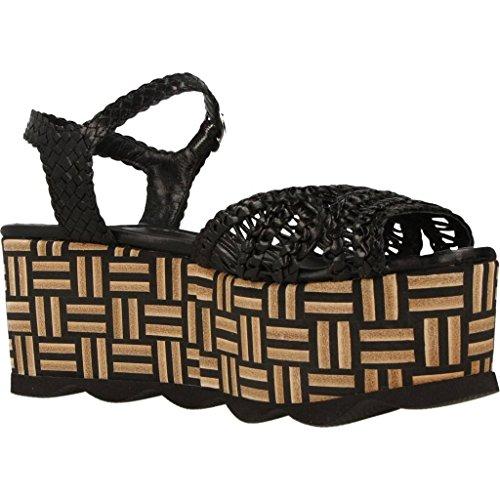 Sandalias y chanclas para mujer, color Negro , marca PONS QUINTANA, modelo Sandalias Y Chanclas Para Mujer PONS QUINTANA 5973 M00 Negro