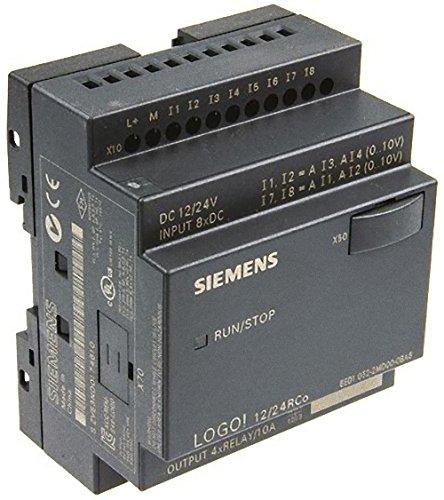 Siemens –  Logo 12/24RCO Logico Modul 12/24 V Gleichstrom 6ED1052-2MD00-0BA6 339009
