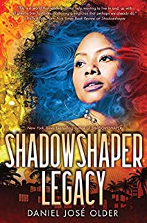 Book Cover: Shadowshaper Legacy