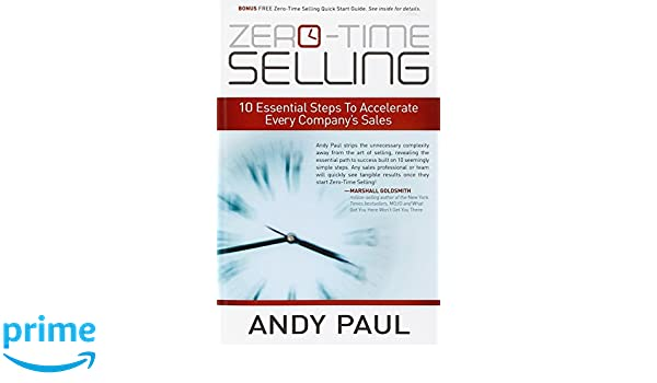 ZERO TIME SELLING EBOOK DOWNLOAD