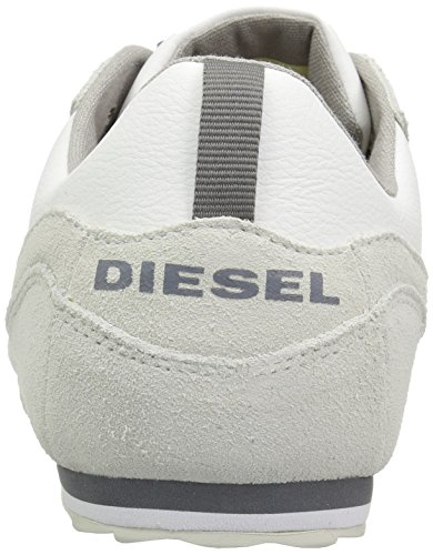 Up ps264h2109 Grey White Fashion Lace Sneaker Diesel Gunner Charcoal Men's qwztOO