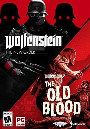 Wolfenstein: The Two-Pack - PC [video game] (Best Single Shooter Pc Games)