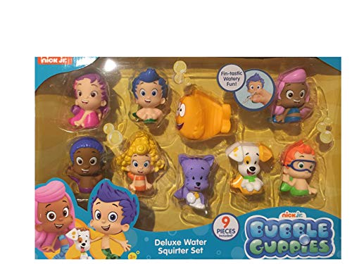 Play Bubble Guppies - Bubble Guppies Nick Jr Deluxe Water