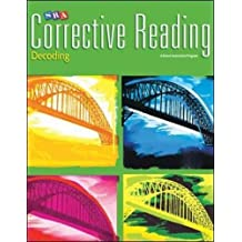 Corrective Reading: Decoding B1, Teacher's Guide, Decoding Strategies (Read to Achieve) by SRA (2008-01-01)