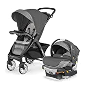 Chicco Bravo LE Travel System, Silhouette