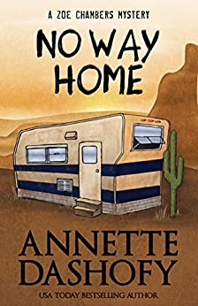 No Way Home (A Zoe Chambers Mystery Book 5) by [Dashofy, Annette]