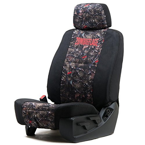 zombie seat covers for trucks - 4
