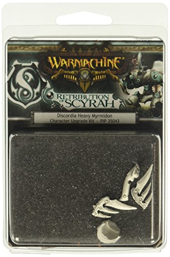 Privateer Press - Warmachine - Retribution: Discordia Warjack Upgrade Kit Model Kit 3