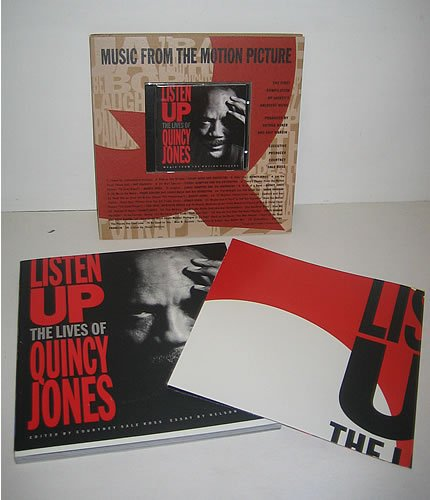 Listen Up: The Lives of Quincy Jones: Music from the motion picture