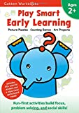 img - for Play Smart Early Learning 2+: For Ages 2+ (Gakken Workbooks) book / textbook / text book