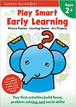Play Smart Early Learning 2+: For Ages 2+ (Gakken Workbooks) Ebook Rar