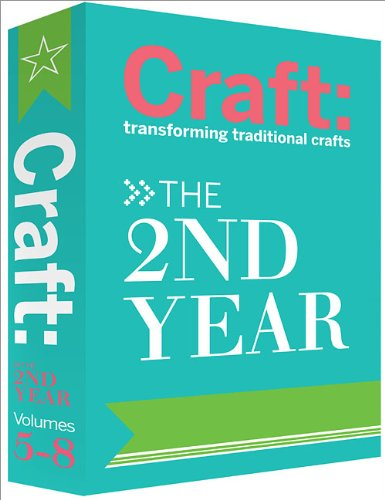 Craft: The 2nd Year: The 2nd Year: Transforming Traditional Crafts
