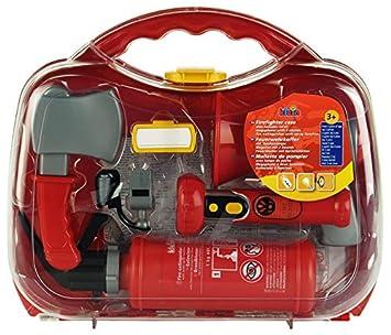 Theo Klein 8982 - Valigia Con Set Pompiere  Amazon.it  Giochi e ... da9e39fde1fc