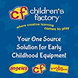 Children's Factory-AFB7950 4-Rings Basketball Stand