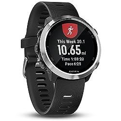 Smartwatch Garmin Forerunner 645 Music - Preto