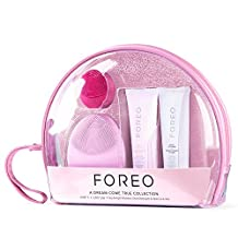 FOREO LUNA 2 Personalized Facial Cleansing Brush & Anti-aging Device (FOREO 'A DREAM COME TRUE' Anti Aging Skincare Set)