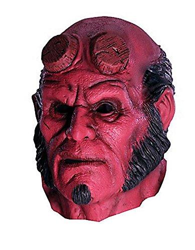 Hellb (Werewolf Costume Makeup)