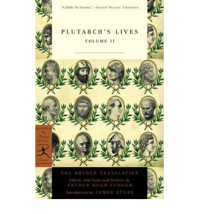 Download [(Plutarch's Lives: v. 2 )] [Author: Plutarch] [May-2001] pdf epub