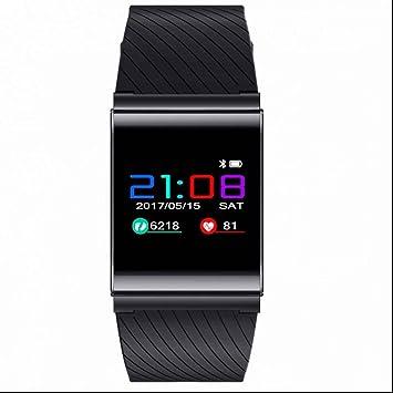 Pulsera Actividad inteligente Podómetro con Fitness Tracker Pulsómetro Reloj Alarma y Cronómetro Monitor de Ritmo Cardíaco
