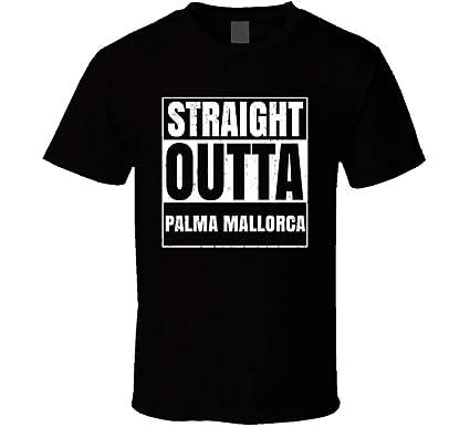 Amazon.com: Straight Outta Palma Mallorca Airport Code ...