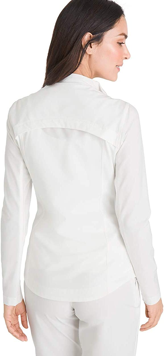 Chicos Women/'s Zenergy Neema Stretch UPF SPF 50 Knit Jacket