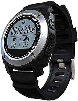 Shuusisses Pulsera Deporte Pulsera/Reloj Inteligente EL Deporte ...