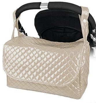 Bolso Maternidad Lactancia Plastificado carro bebe