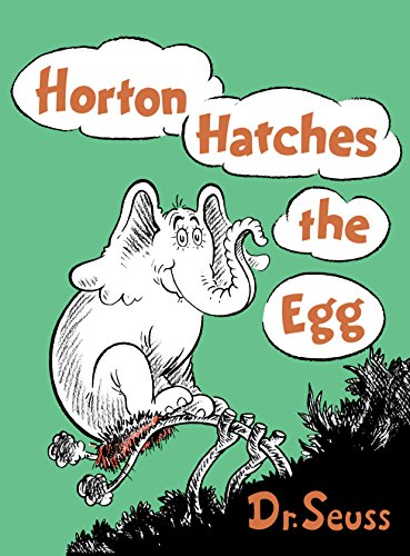 Price comparison product image Horton Hatches the Egg