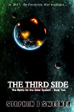 The Third Side (Battle for the Solar System, #2) (The Battle for the Solar System Series)