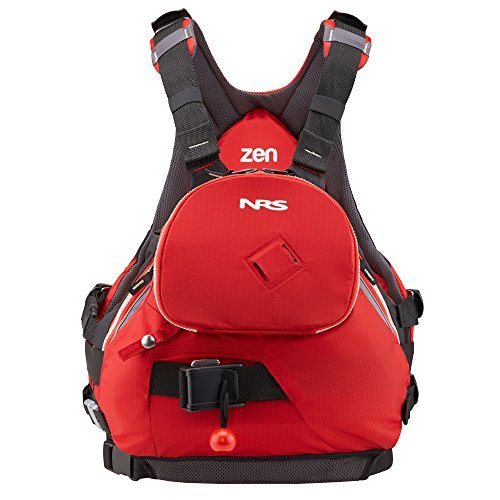 zen lifejacket red l