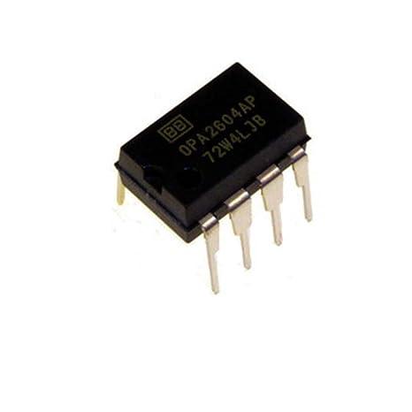 (1pcs) opa2604ap DIP8 Dual fet-input, baja Distorsión Amplificador Operacional