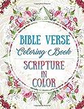 Bible Verse Coloring Book: Scripture in Color