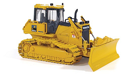 (First Gear 1/50 scale Diecast Collectible Komatsu D65PX-17 Dozer with Hitch (#50-3246))