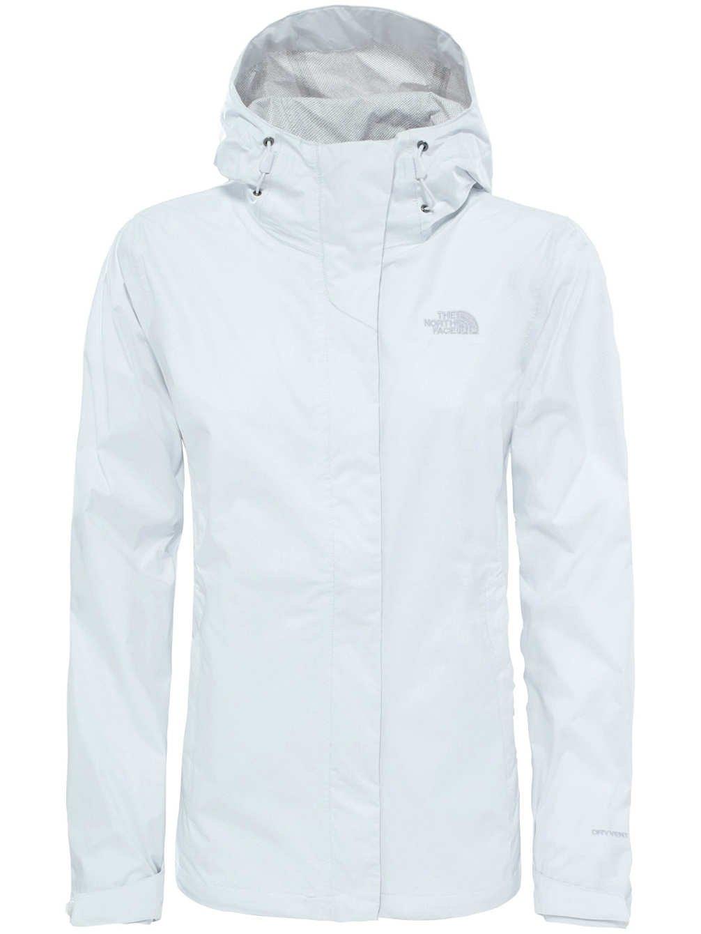 The North Face Womens Venture 2 Jacket(Medium,TNF White)