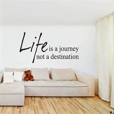 Stickers Muraux La Vie est un Voyage