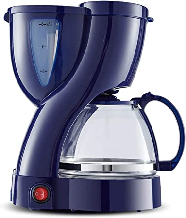 D-HD Compacta filtro de la máquina de café, 0,6 l de capacidad Cafetera producir hasta 5 Copas, Función del ...