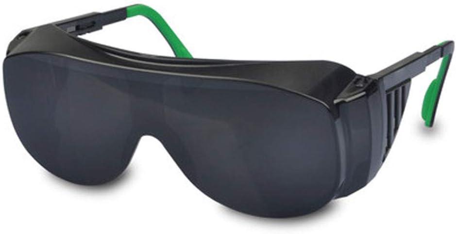 FH Gafas De Soldar, Gafas De Protección De Soldador/Protección Laboral Gafas Antirreflejo Gafas De Sol Antiplaca Máscara De Ojo De Soldadura (Color : B(3.0))