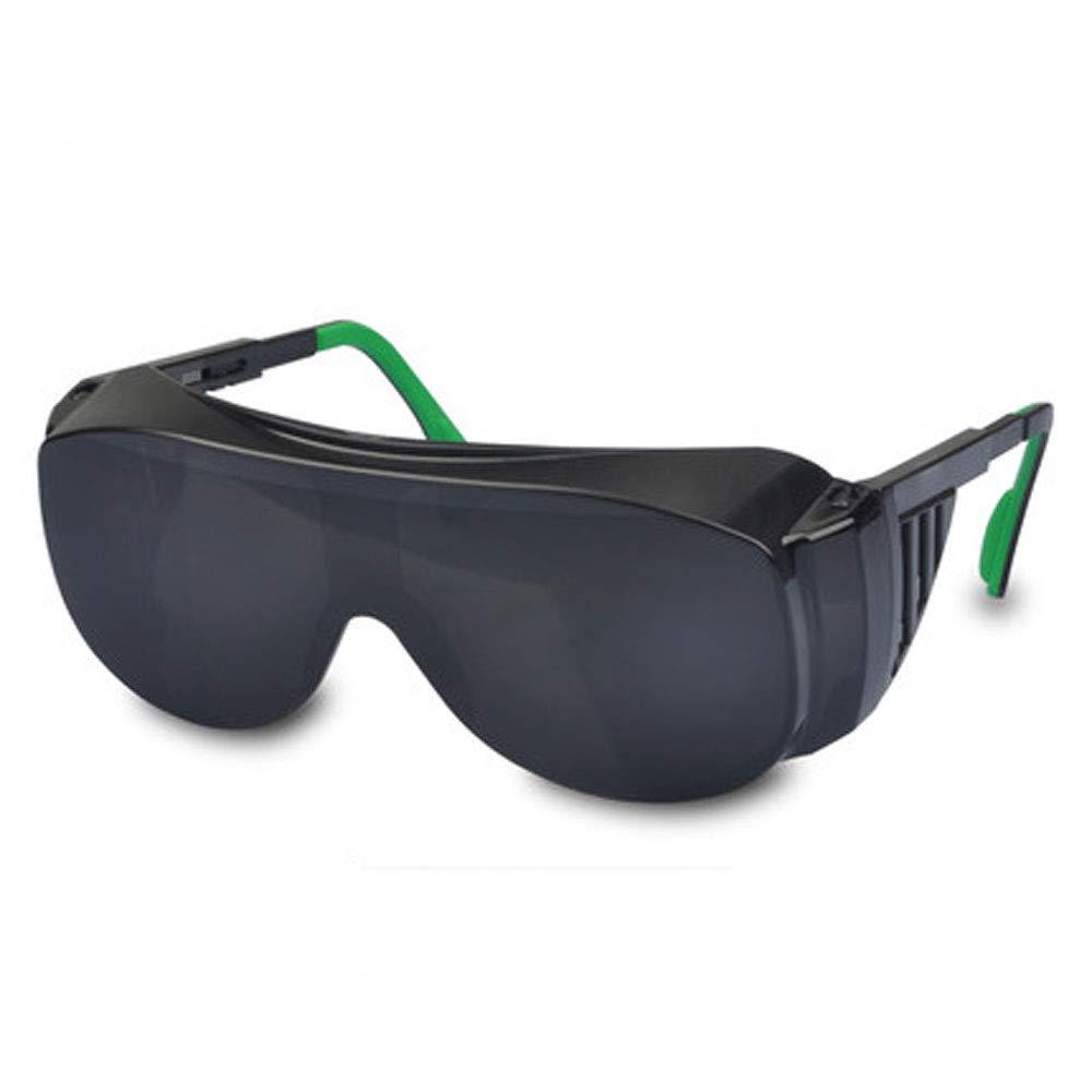 FH Gafas De Soldar, Gafas De Protección De Soldador/Protección Laboral Gafas Antirreflejo Gafas De Sol Antiplaca Máscara De Ojo De Soldadura (Color ...