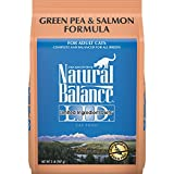 Natural Balance L.I.D. Limited Ingredient Diets Dry Cat Food - Grain Free - Green Pea & Salmon Formula - 2-Pound