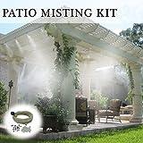 Patio Misting System- Low Pressure - UV treated