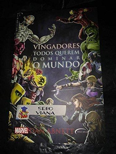 Vingadores - Todos Querem Dominar O Mundo - Edicao Slim