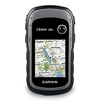 Garmin eTrex 30x - GPS de mano con brújula de tres ejes, pantalla mejorada y mapas preinstalados