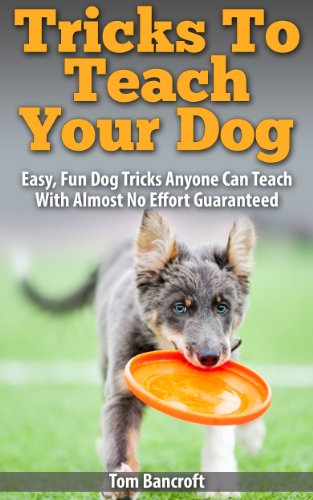 Dog Training: Tricks To Teach Your Dog; Easy, Fun Dog Tricks Anyone Can Teach With Almost No Effort Guaranteed (Dog Breeds, Dog Training Book) (husky, ... for children, dog books for kids Book 1) by [Bancroft, Tom]