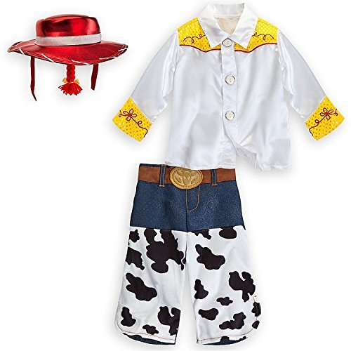 Disney Store Toy Story Jessie Costume for Baby Toddler Size 18-24 Months 2T -