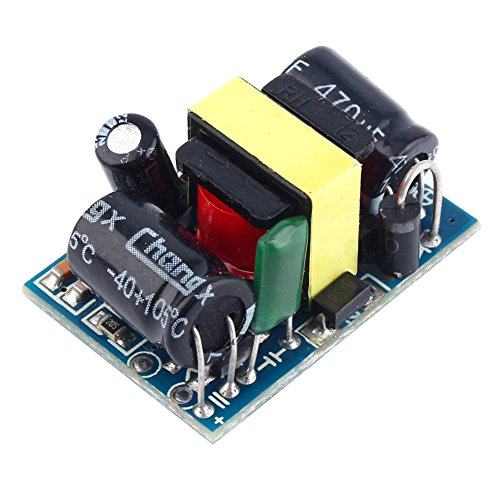 Wal front AC-DC 3.3V 700mA Isolated Switching Power Supply Module 220V/110V to 3V Step Down High Precision ()