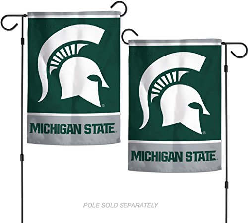 "WinCraft NCAA Michigan State University Spartans 12.5"" x 18"""