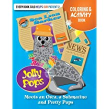 MMCC LA: Jolly Pops meets an Orca, a Submarine and Pretty Pups