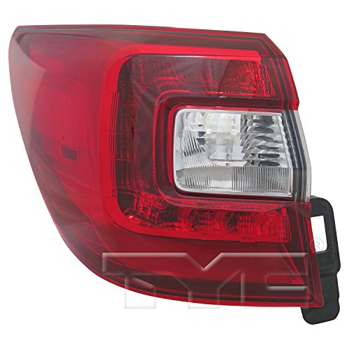 TYC 11-6718-01-9 Replacement Tail Lamp (SUBARU OUTBACK), 1 Pack