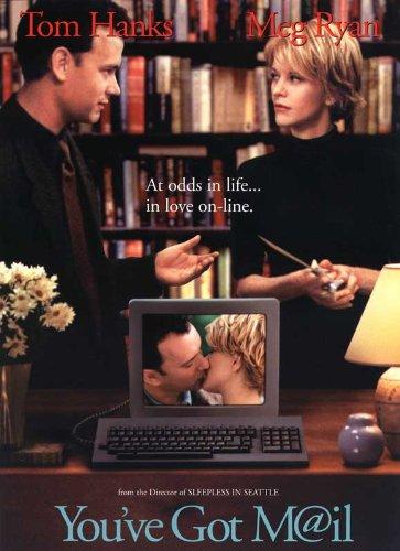 You've Got Mail Poster Movie B 27x40 Meg Ryan Tom Hanks Parker Posey