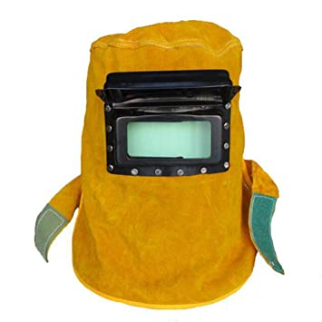 LAIABOR Solar Casco De Soldadura Automático Ajustable para Soldar De Energía Solar De Oscurecimiento Automático Fotosensible Máscara De Soldador: Amazon.es: ...